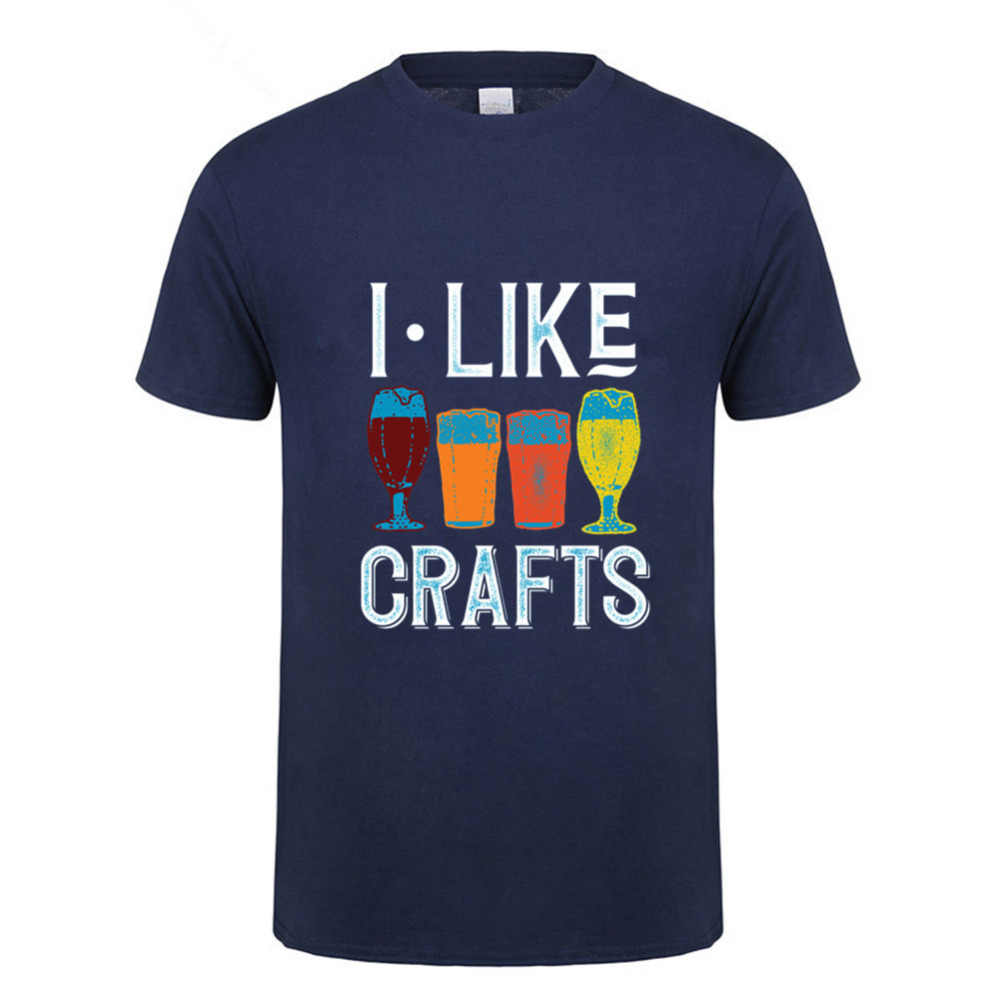 6ff5e8c5 2018 men's fashion Hops Beer T Shirt Craft Beer microbrew Home Brew Shirts  IPA Pale Ale