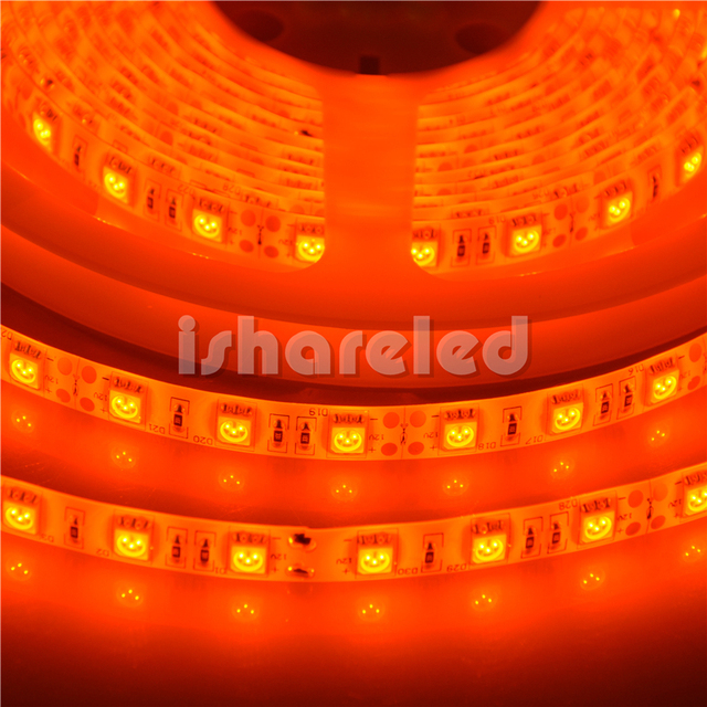 Fast shipping 50m 10x 5m 3528 colour orange led strip dc12v 300led fast shipping 50m 10x 5m 3528 colour orange led strip dc12v 300led 60ledsm fpcb aloadofball Images