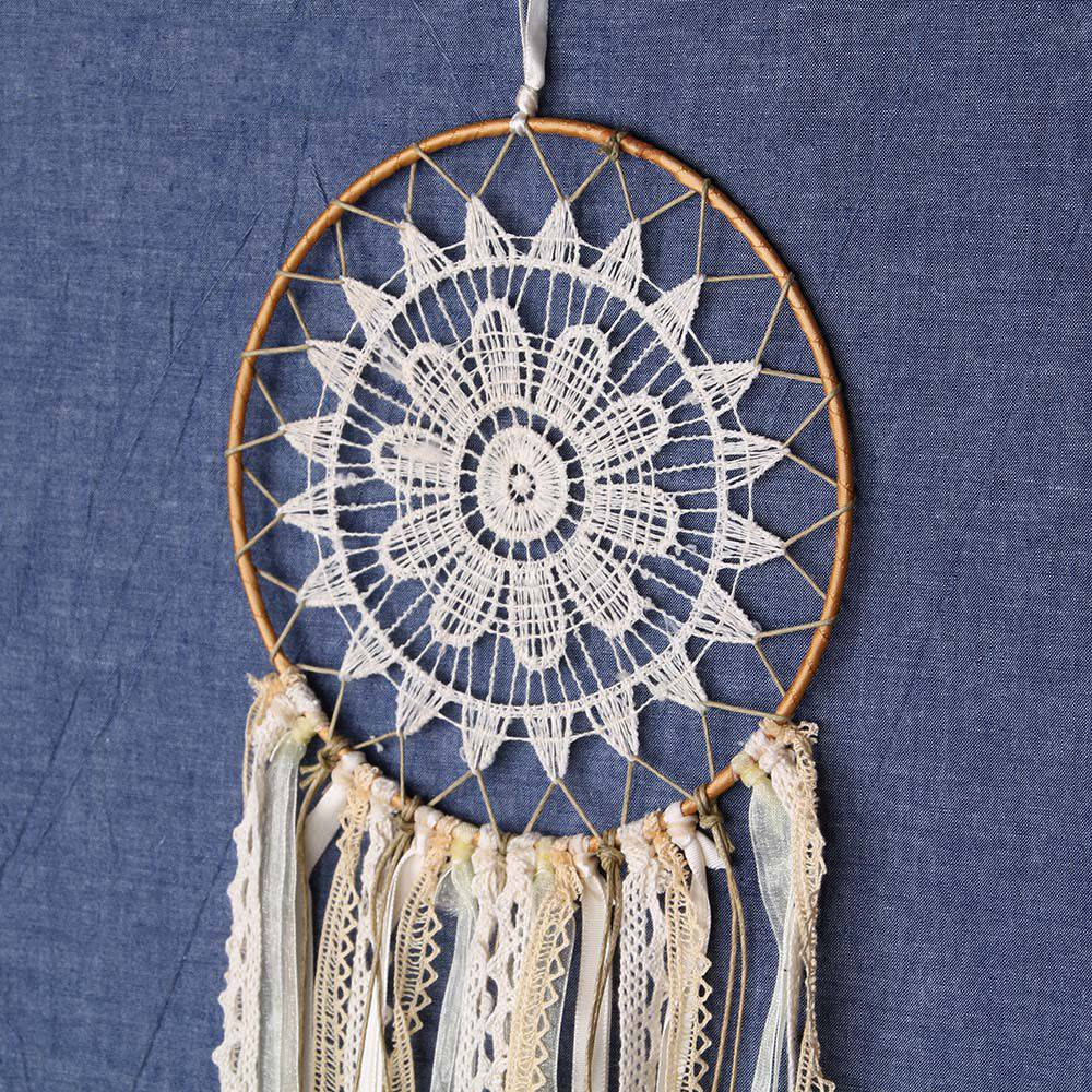 Fashion Gift India Lace Golden Dream catcher Wind Chimes Indian Style Feather Pendant Dream CatcherFashion Gift India Lace Golden Dream catcher Wind Chimes Indian Style Feather Pendant Dream Catcher