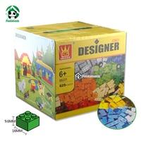 Designer DIY Gift Toy Box Building Blocks 625pcs Toys Bricks Educational Toy Blocks Compatible With Lego