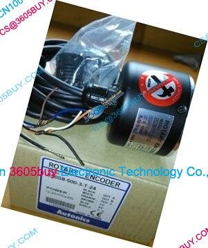 Rotary encoder E50S8-500-3-T-24