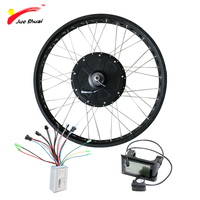 Powerful Electric Bike Kit 1000W 48V Front Rear Brushless Hub Motor Wheel 26 700C 28 MTB