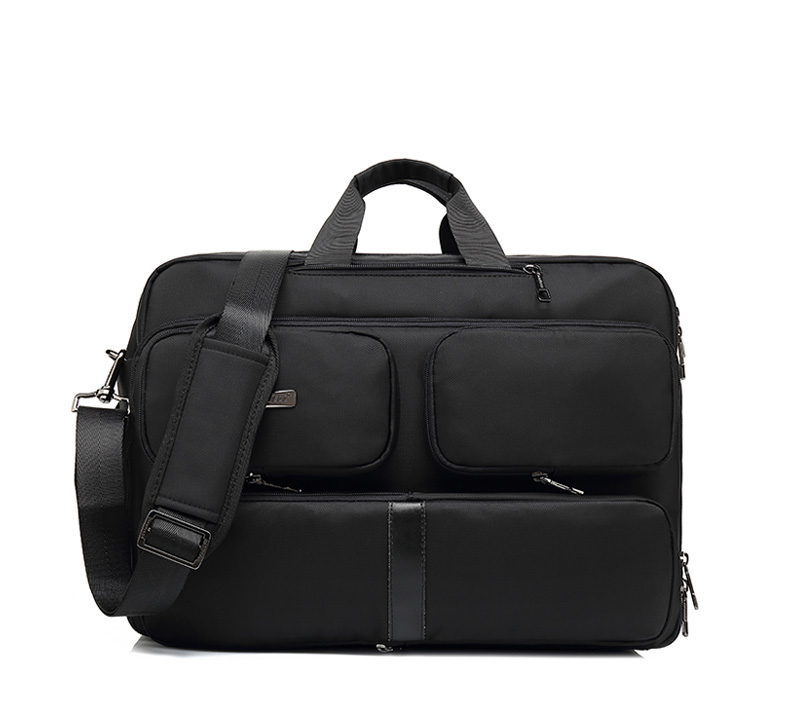 HTB1MNM TjDpK1RjSZFrq6y78VXaD 17.3 Vintage Briefcases Men Office Laptop Work Bag Man Convertible Business Multifunction Computer Handbag Travel Tote Bag XA229
