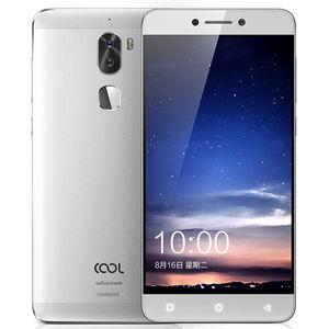 "Image 2 - Original Letv Cool 1 Dual Leeco Coolpad Cool1 Snapdragon 652 Mobile Phone 3GB RAM 32GB 5.5"" FHD 13MP Dual Cameras Fingerprint ID"