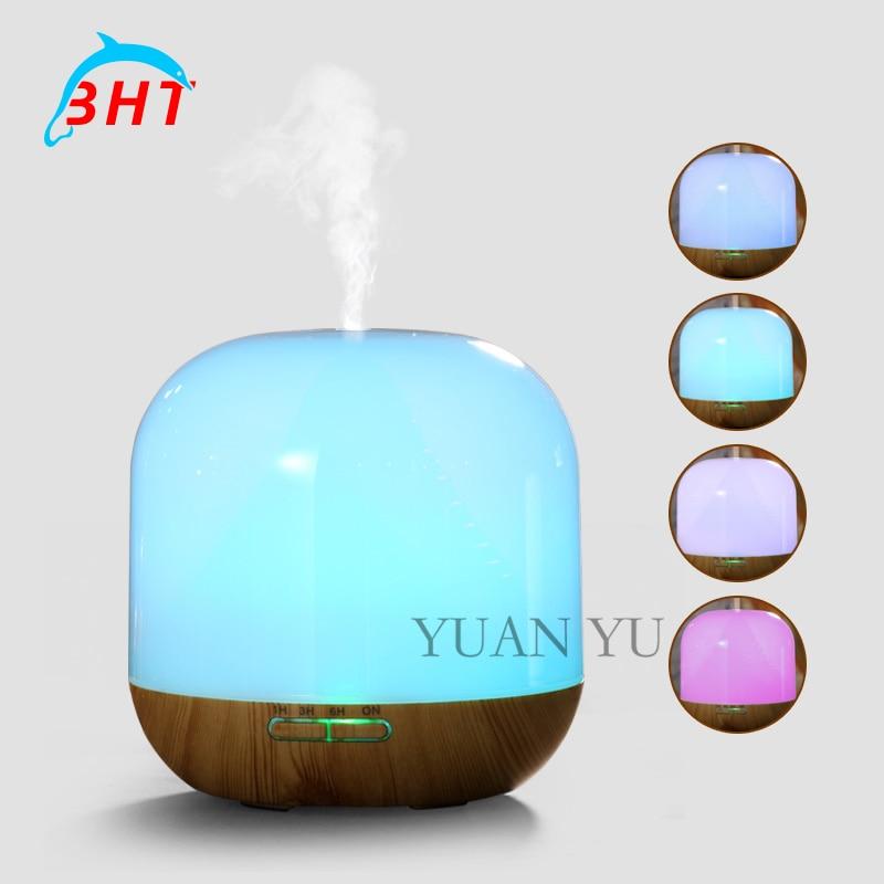 ФОТО Creative Design Ultrasonic Aroma Diffuser Mini Air Humidifier Led Air Purifier Freshener Essential Oil Aromatherapy Diffuser