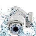 Sricam SP008 Kamepa Câmera IP Wi-Fi Ao Ar Livre Sem Fio À Prova D' Água HD Vigilância Night Vision Zoom Óptico de 5X Tf Onvif