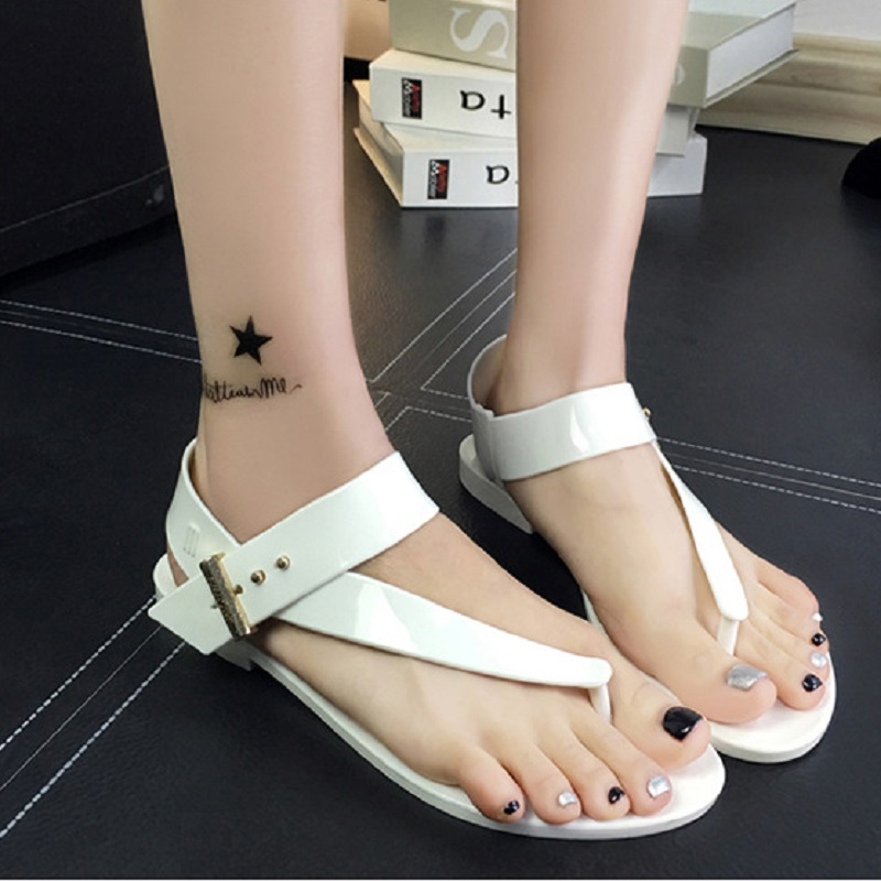 2018 New Summer Women Sandals Shoes Fashion Comfortable Girls Sandals Footwear Flat Sexy Causal Ladies Solid Women Shoes EST1009 women s shoes 2017 summer new fashion footwear women s air network flat shoes breathable comfortable casual shoes jdt103