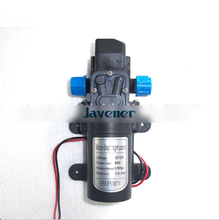 Self-priming diaphragm automatic booster dc switch pump micro water
