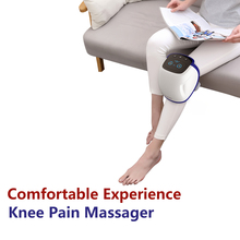 Joint Arthritis and Knee Pain Treatment Massager With Far Infrared Thermal Therapy Home Use Device new infrared magnetic therapy knee massager rheumatoid joint arthritis relieve pain hot sale