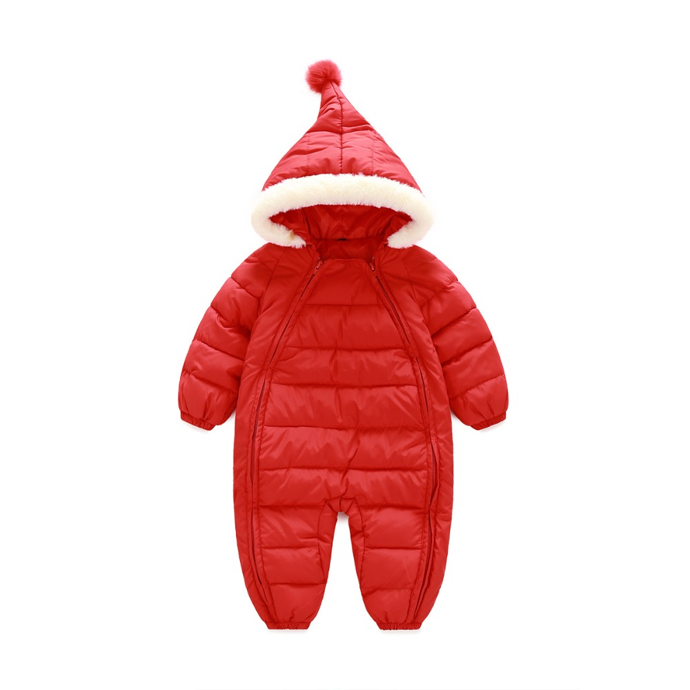 a9a6a177203c Buy Kids Jackets for Girls Thick Warm Christmas Coats Newborn ...