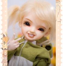 BJD bambola SD 1/6 KIWI UN regalo di compleanno di Alta Qualità Articolato burattino Giocattoli regalo Dolly Modello nudo Collezione