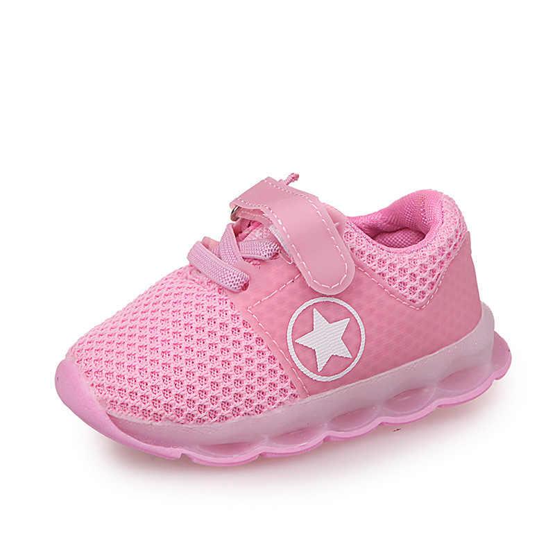 Davidyue led kids schoenen voor meisjes jongens lichtgevende led kids sneakers voor jongens meisjes kinderen casual loafers verlichte baby sneakers