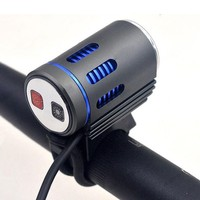 bike bicycle Usb Light 2000 Lumens 3 Mode XM L L2 LED Bicycle Front Light with Battery Pack For Cycling