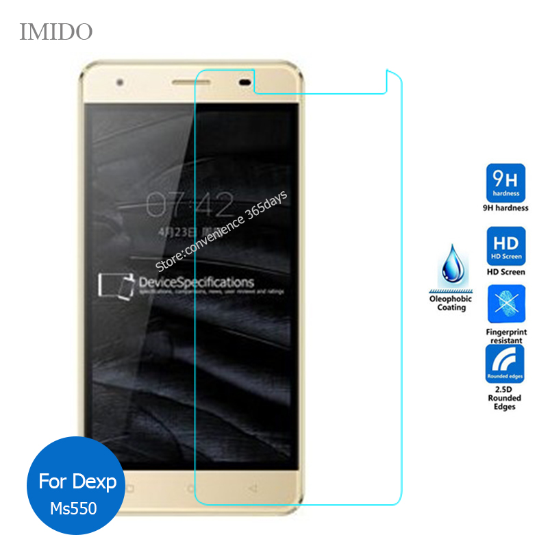 Tempered Glass For DEXP <font><b>Ixion</b></font> MS550 ES950 Ms255 ML250 ML150 Screen Protector 9h Protective Film on Ms 550 255 <font><b>ML</b></font> 250 <font><b>150</b></font> ES 950 image