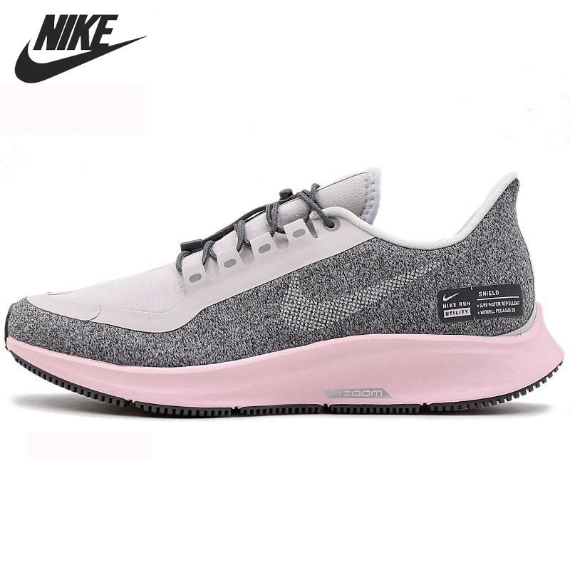 Original New Arrival 2019 NIKE AIR ZOOM PEGASUS 35 RN SHLD Women's Running  Shoes Sneakers