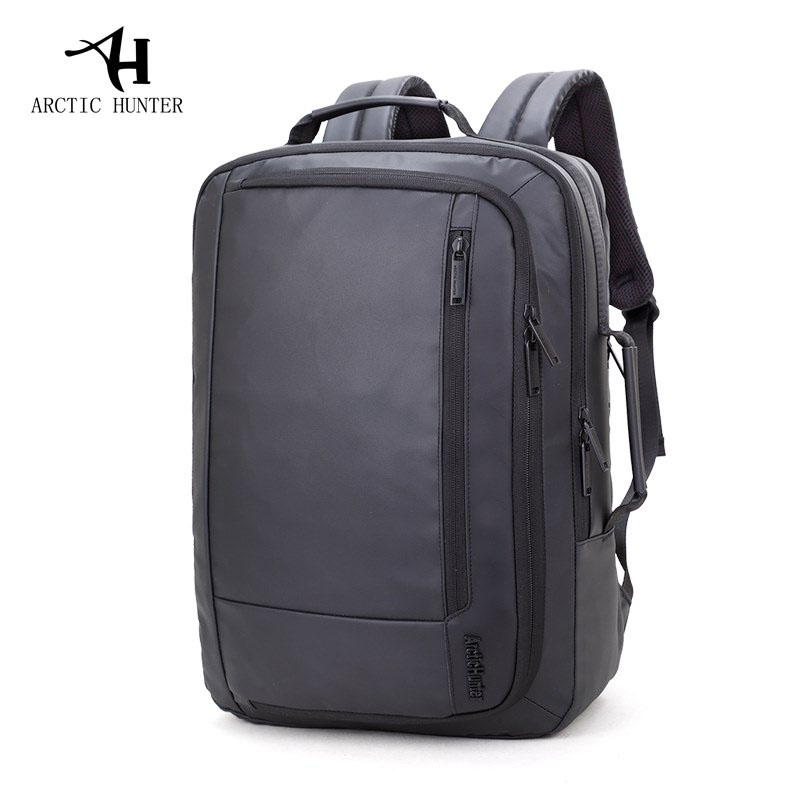 ARCTIC HUNTER Nylon Men Backpack 18 Inch Laptop Bag shoulder bag Brand Notebook Mochila for Men Waterproof Back Pack school bags large 14 15 inch notebook backpack men s travel backpack waterproof nylon school bags for teenagers casual shoulder male bag