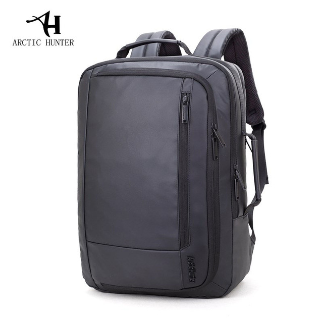 Arctic Hunter Nylon Men Backpack 18 Inch Laptop Bag Shoulder Brand Notebook Mochila For