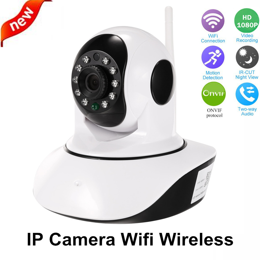 ФОТО HD 1080P 960P IP Camera WiFi Wireless Smart Security Camera Audio Record Surveillance Network CCTV Camera Micro SD Card slot