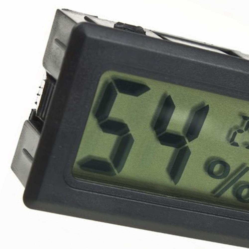 1ks Mini teplotní vlhkoměr LCD digitální teploměr vlhkoměr - Měřicí přístroje - Fotografie 5