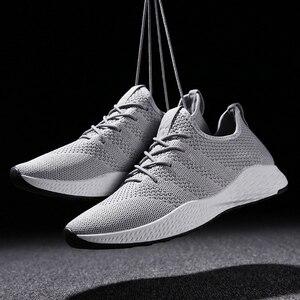 Image 5 - 2019 New Men Casual Shoes Lightweight Mesh Breathable Comfortable Men Shoes Fashion Male Sneakers Zapatos De Hombre