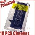 Ip6g novo 0 ciclo de bateria oem neutro embalagem selada sem logotipo para apple iphone 6 6g iphone6 baterias de telefone celular