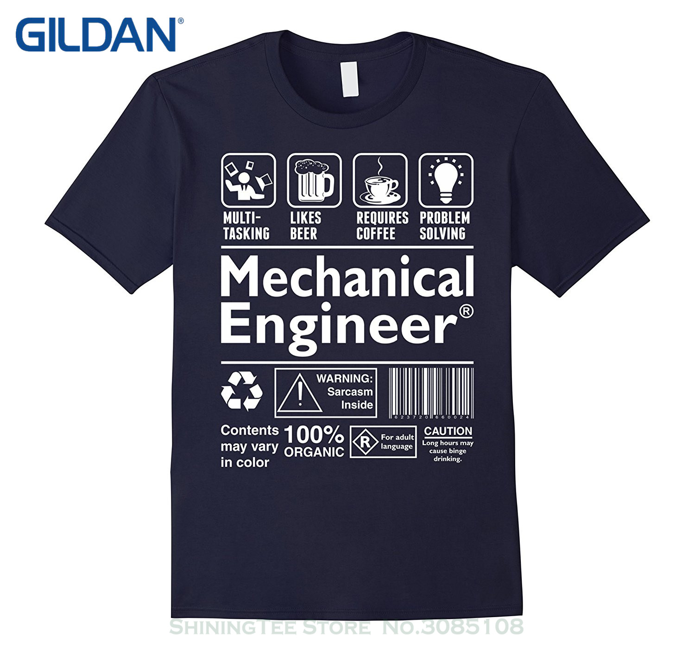 Danny zuko black t shirt - Gildan New Mens Spring Summer Dress Short Sleeve Casual Mechanical Engineer Profession Tshirt China