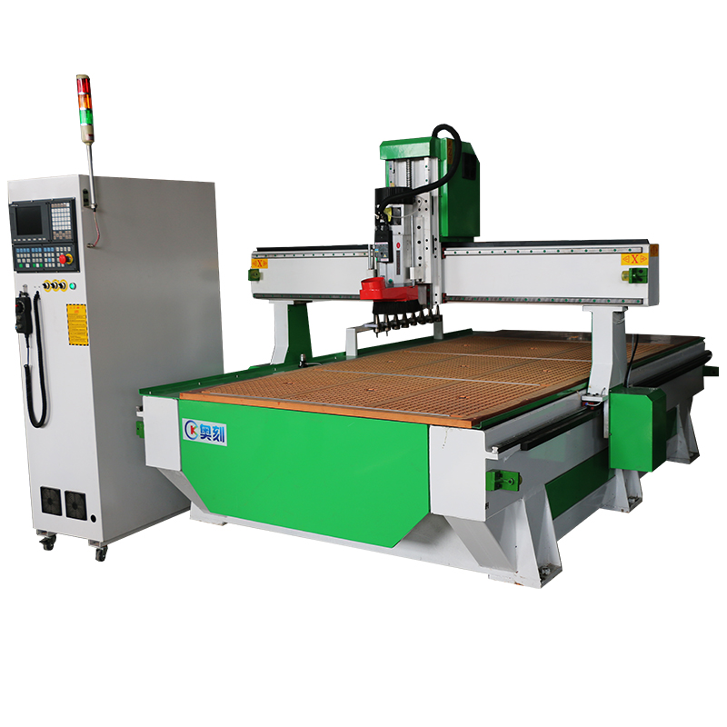 Cnc Kitchen Cabinets: Cnc Wood Router Machine In Kitchen Cabinet Making