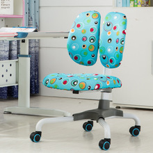Child learning  human engineering growth chair and  lift lock chairr