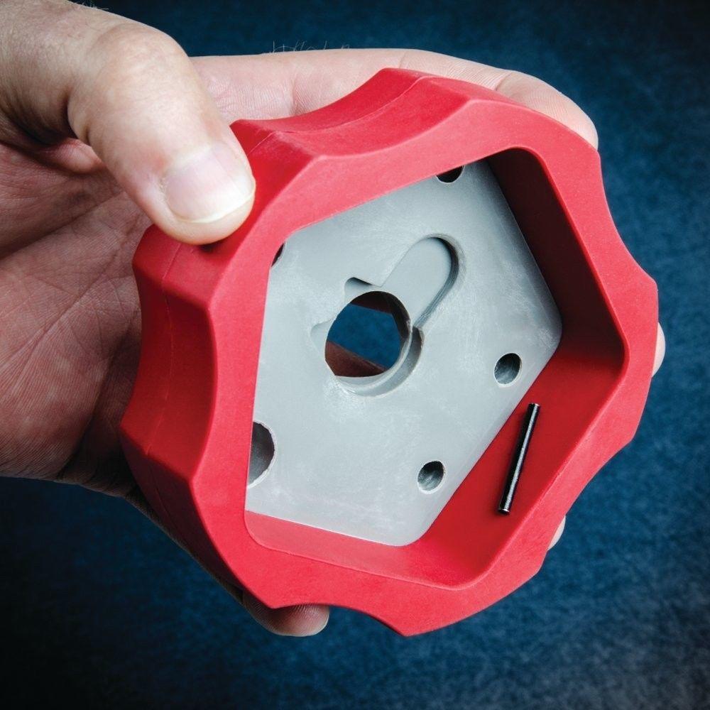 Universal Gunsmithing Bench Block Handgun Pistol Reassemble