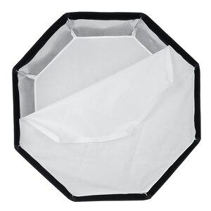 Image 5 - Godox 95cm 37.5in Portable Octagonal Umbrella Softbox with Honeycomb Grid Bowens Mount Studio Flash Softbox SK400II QT400II
