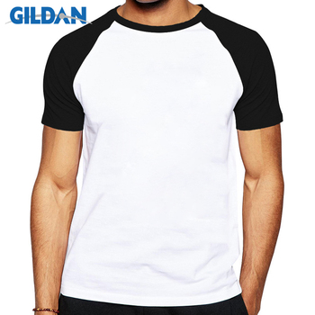 Gildan Brand 100% Cotton T Shirt Men Short Sleeve Solid Color T Shirts Hot Summer High Quality Raglan T-shirt Simple Men Tees gildan solid color cotton t shirts men clothing male slim fit t shirt man t shirts casual brand t shirt mens tops tees 63000