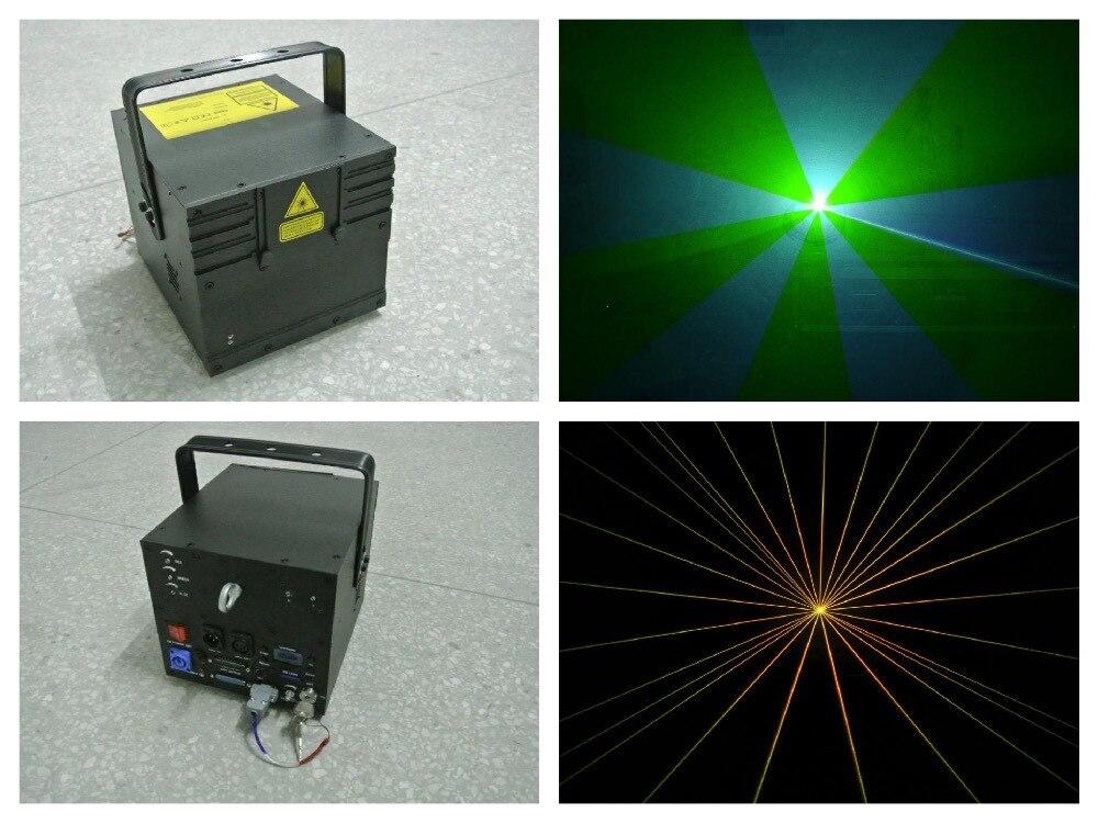 3000 МВт лазерной 3 Вт RGB Анимация Показать свет диско ILDA этап DJ концерт вечерние дл ...