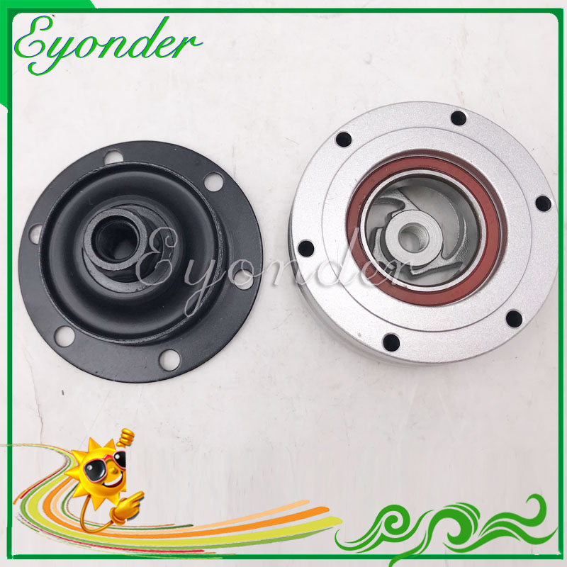 Brilliant Ac A/c Cooling Compressor Pump Electromagnetic Magnetic Clutch Pulley For Lamborghini Gallardo 5.0 Aventador 6.5 Huracan 5.2 High Standard In Quality And Hygiene Automobiles & Motorcycles