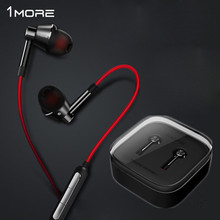 1 MORE Piston Earphone Super Bass In-Ear Headset with Mic Headphone HiFi Earbuds TOP Sound for iPhone Xiaomi