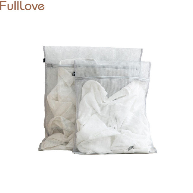 3fa6a1c2f2e8 US $14.4 |2018 Mesh Laundry Bags for Washing Machine Dark Gray Zipper  Luggage Organizer Travel Storage Bag Laundry Storage & Organization-in  Laundry ...