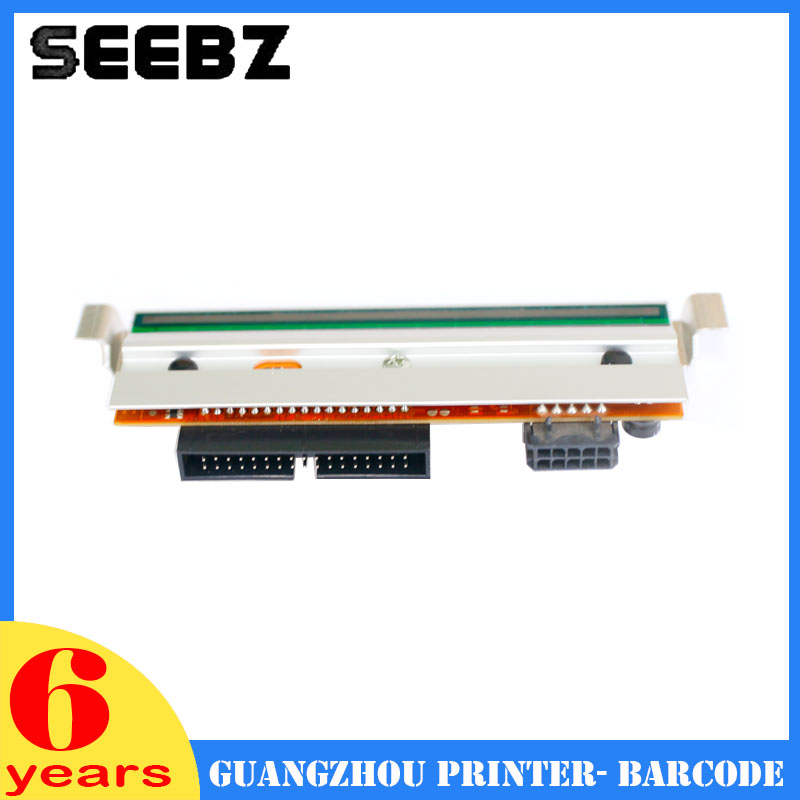 SEEBZ Compatible New A+ Quality Printer Supplies 203Dpi Thermal Print Head Barcode Label Printhead For Zebra ZT410 ZT400 new thermal print head printhead compatible for datamax i4206 i4208 i 4206 i 4208 thermal barcode printers 20 2181 01 203dpi