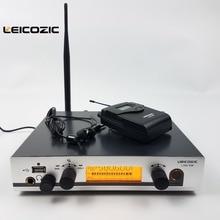 Leicozic Профессиональная беспроводная система монитора IEM 300G3 система мониторинга ушей iemg3 Музыкальные инструменты dj оборудование монитор