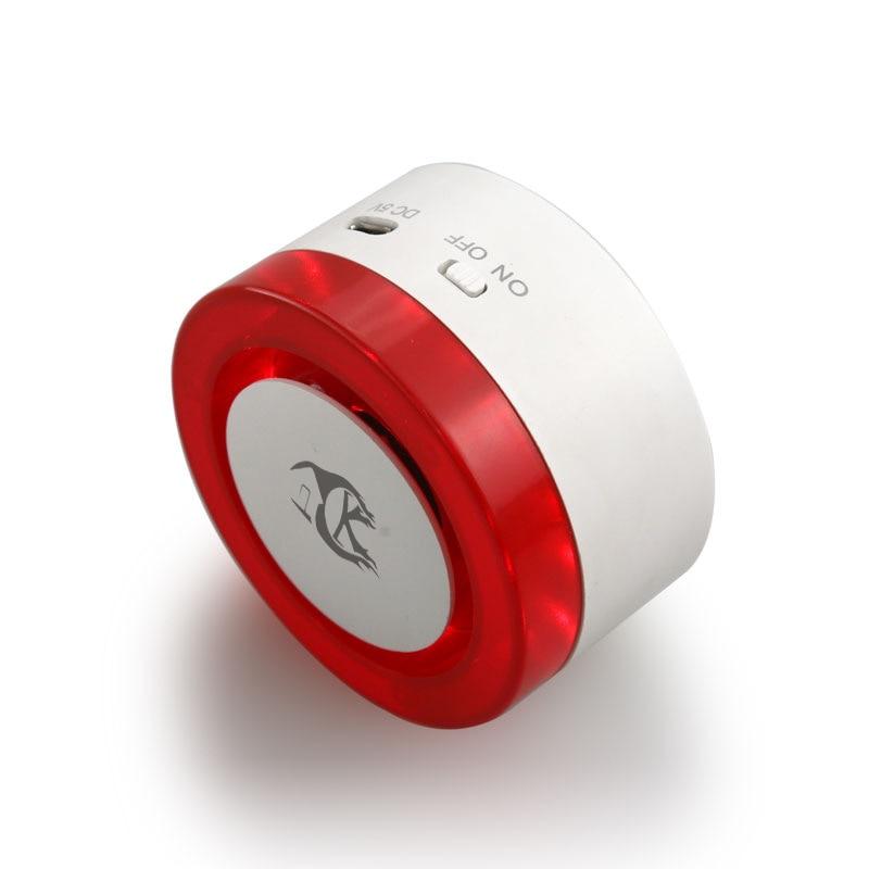 Tuya Graffiti Alarm Smart Life APP Controls WiFi Alarm Graffiti Alarm