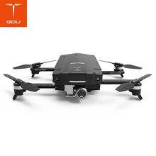 Asli O2 GDU Drone Quadcopter FPV Lipat dengan 4 K HD Kamera GPS & GLONASS Menghindari Gelombang Suara Positioning VS DJI Mavic Pro