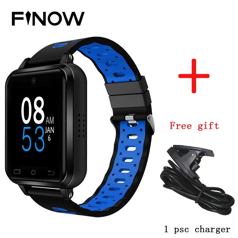 Finow Q1 Pro Smart Watch 4G Location reloj Watch Android 6 0 MTK6737 Quad Core 1GB