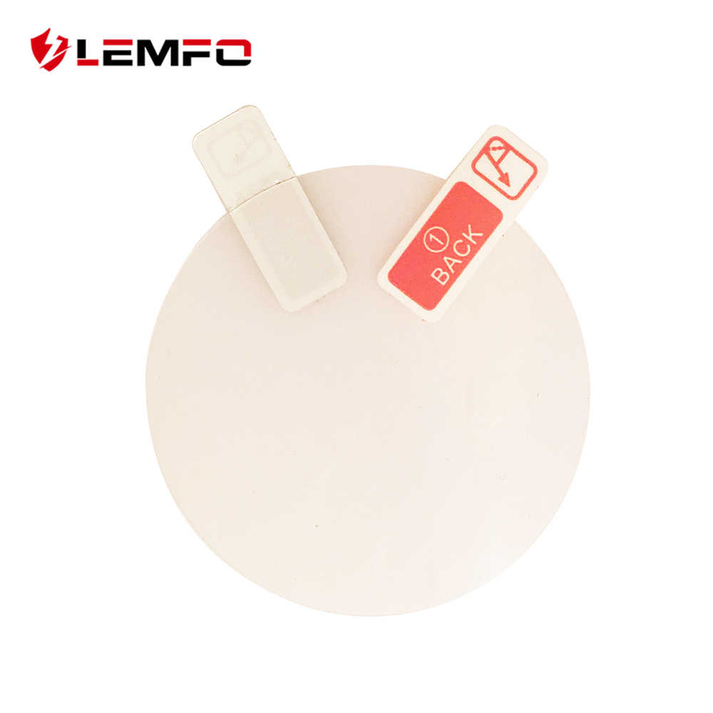 3pcs LEMFO Extra Screen Protector for LEM8 / LEM X / LEM7 / LES2 / KW88 / LF07 / LF16 Smart Watch