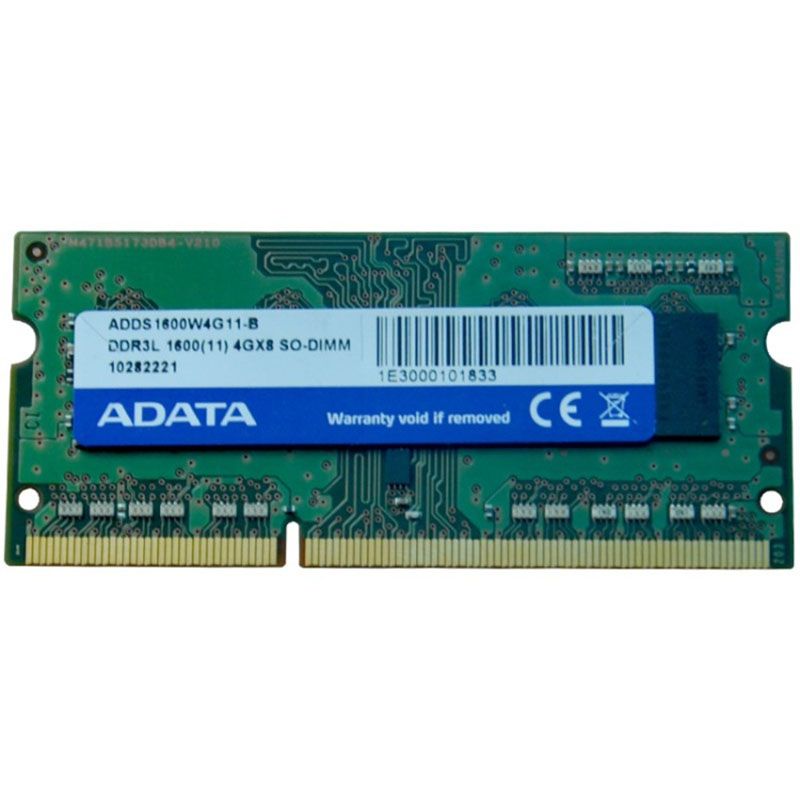DATA (ADATA) colorful low-voltage notebook memory DDR3 1600 4G RAM SODIMM