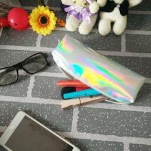 PU Laser Pencil Bag