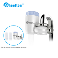 Brand Household Water Filter Purifier Kitchen Faucet Ceramic Filter One Set And Two Extra Filters Free