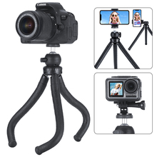 Ulanzi Octopus Flexible Tripod for Smartphone Tripod Stand with Phone Holder for iPhone X XS Max