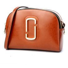2018 Hot Selling Ladies Messenger Bags Genuine Leather Handbags Women Famous Brands Shoulder Crossbody Bags High Quality