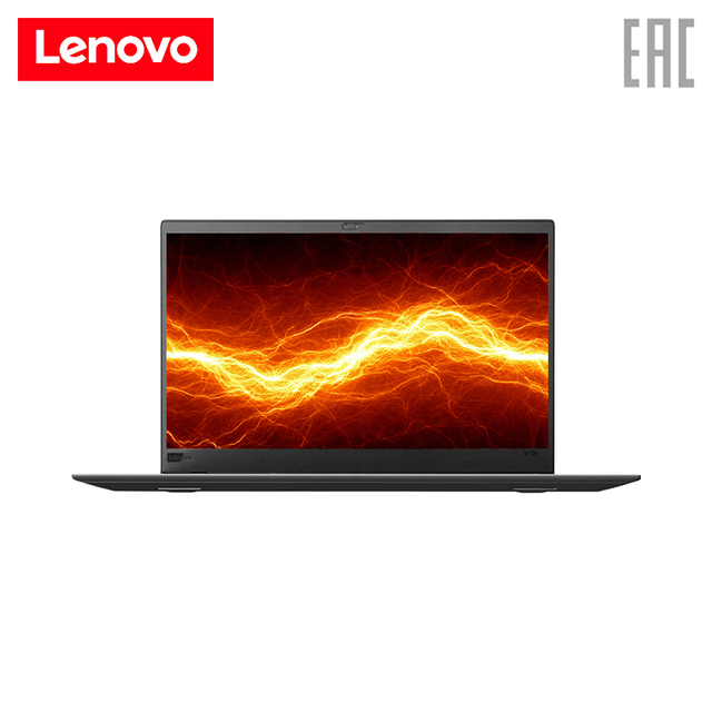 "Ноутбук Lenovo ThinkPad X1 Carbon 6 14""/i7-8550U/16Гб/1024Гб/noODD/Win10/Черный (20KH006MRT)"