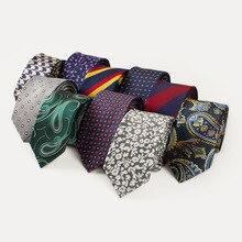 Мужские галстуки с цветочным принтом TagerWilen, обтягивающие мужские галстуки s Gravatas corbatas Vestidos, Свадебные Галстуки для жениха, галстук-платок в горошек, полосатый галстук, T-199