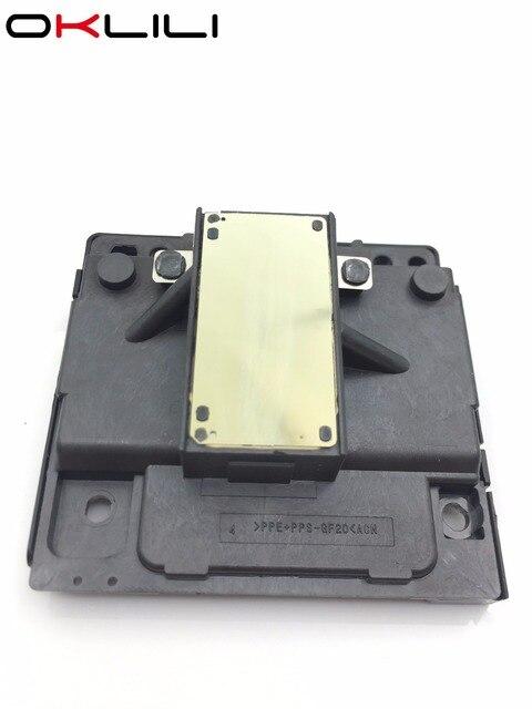 Cabezal de impresión F197010 para Epson SX430W SX435W SX438W SX440W SX445W XP 30 XP 33 XP 102 XP 103 XP 202 NX430