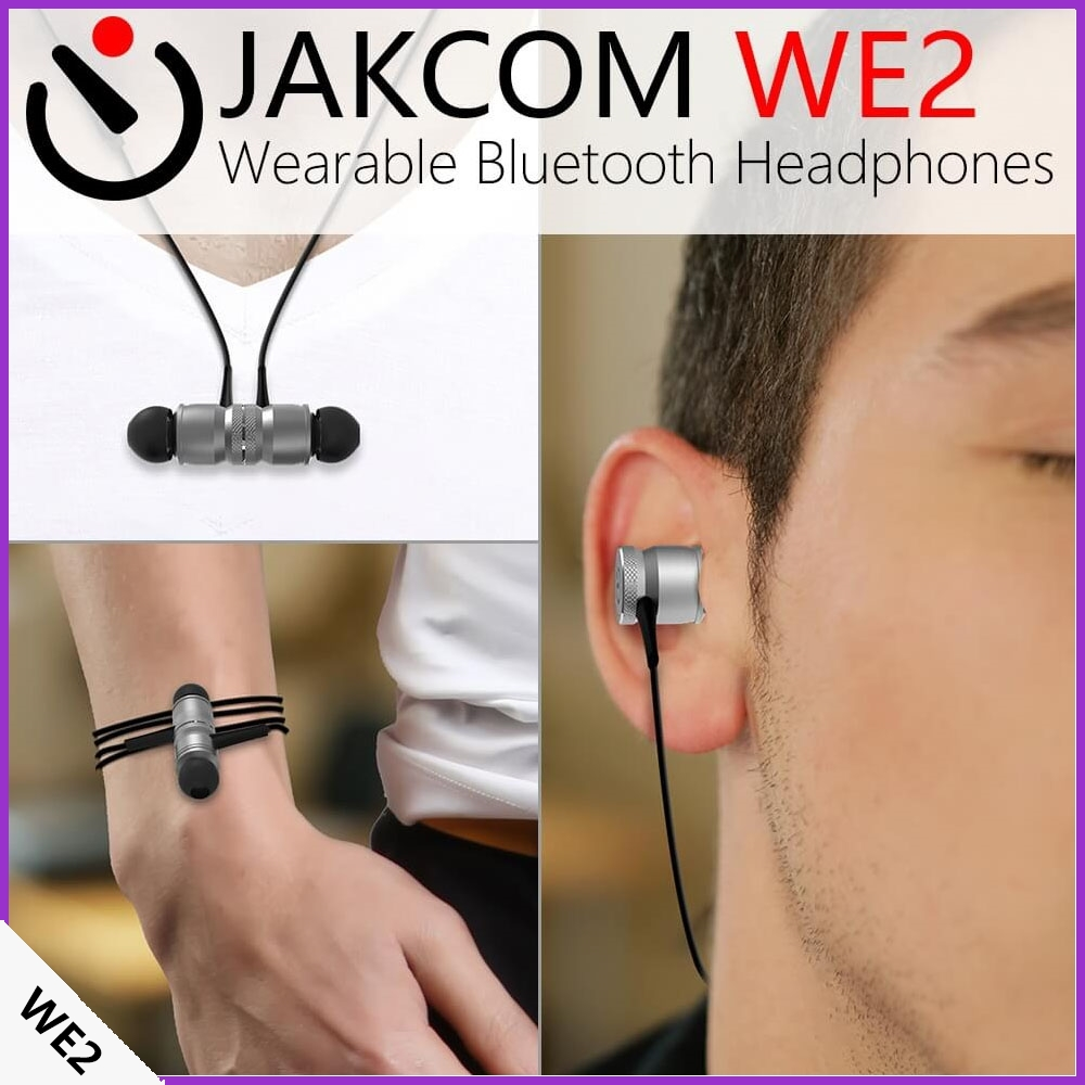 Jakcom WE2 Wearable Bluetooth Headphones New Product Of Accessory Bundles As Sim Card For Nano Leap Motion 3D Opening Tools Kit